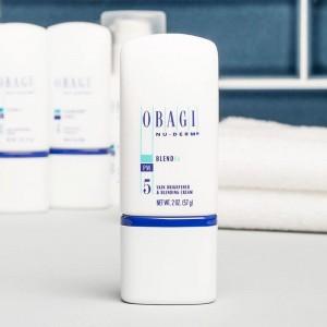Obagi Nu-Derm Blender Fx - Освітлюючий крем з арбутином 7%, 57 г