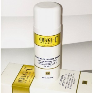 Obagi-C Rx Therapy Night Cream —Нічний крем з гідрохіноном, 57 мл