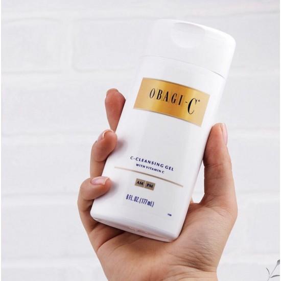 Obagi-C Rx Cleansing Gel - Гель для очищення шкіри з вітаміном С , 177мл
